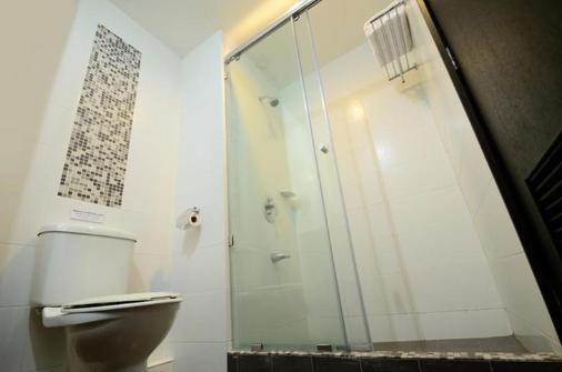 星城大酒店 - 亚罗士打 - 浴室
