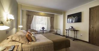 Hotel Tierra Del Fuego - 蓬塔阿雷纳斯 - 睡房