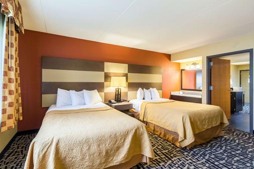 梅奥诊所区优质套房酒店 - 罗切斯特 - 睡房