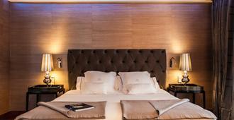 纳加里精品水疗大酒店 - 维戈 - 睡房