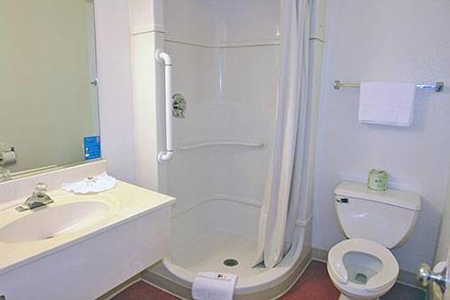里诺牲畜活动中心6号汽车旅馆 - 里诺 - 浴室