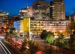 波特兰市中心住宿菠萝玫瑰酒店 - 波特兰 - 建筑