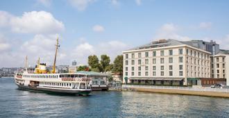 伊斯坦布尔博斯普鲁斯香格里拉酒店 - 伊斯坦布尔 - 建筑
