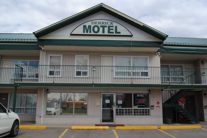 德里克汽车旅馆 - 埃德蒙顿 - 建筑