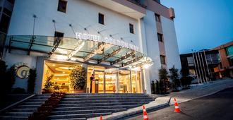 金路吉衣肯特酒店 - 伊斯坦布尔 - 建筑