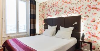 蒙巴拿斯55号酒店 - 巴黎 - 睡房