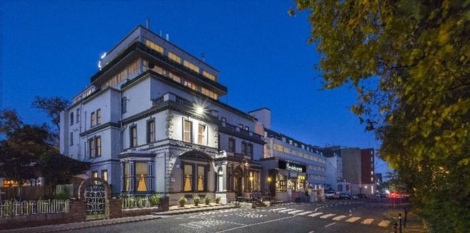 都柏林鲍宁顿酒店 - 都柏林 - 建筑
