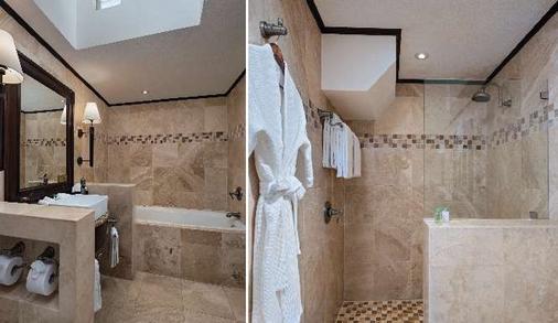 安提瓜卡米诺雷亚度假酒店 - 安地瓜 - 浴室
