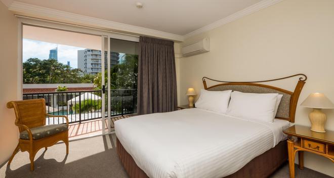 马拉喀什公寓酒店 - 冲浪者天堂 - 睡房