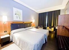 拉库阿大酒店 - 维多利亚 (西班牙) - 睡房