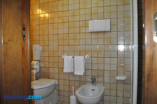 伊赫亚酒店 - 帕多瓦 - 浴室
