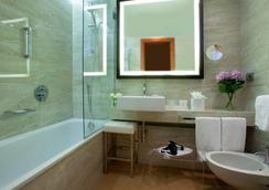 佛罗伦萨米开朗基罗星际酒店 - 佛罗伦萨 - 浴室