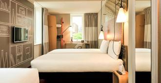 宜必思鹿特丹市中心酒店 - 鹿特丹 - 睡房