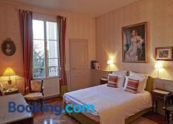 马蒂尔德尚布尔酒店 - 昂热 - 睡房