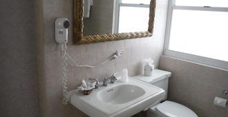 美丽华酒店 - 圣胡安 - 浴室