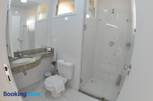 波萨达度索酒店 - 阿拉卡茹 - 浴室