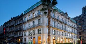 帕拉西奥环球万豪ac酒店 - 维戈 - 建筑