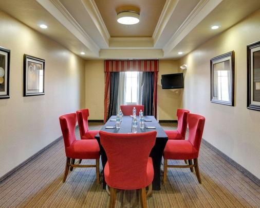 史密斯堡康福特茵套房酒店 - 史密斯堡 - 会议室