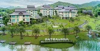 帕特拉瓦纳度假酒店 - 白昌 - 建筑