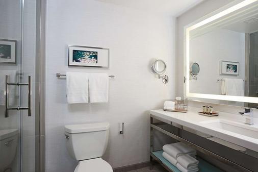 戈弗雷波士顿酒店 - 波士顿 - 浴室