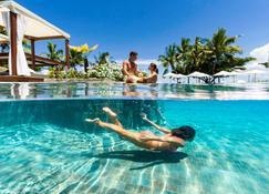 索菲特斐济温泉度假酒店 - 南迪 - 游泳池