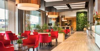 莱顿中心宜必思酒店 - 莱顿 - 餐馆