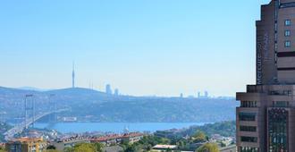 伊斯坦布尔广场酒店 - 伊斯坦布尔 - 户外景观