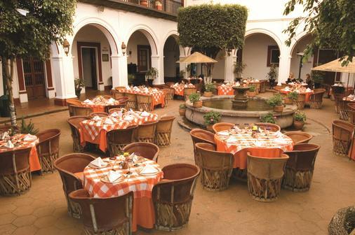 唐瓦斯科贝斯特韦斯特优质酒店 - 帕茨夸罗 - 宴会厅