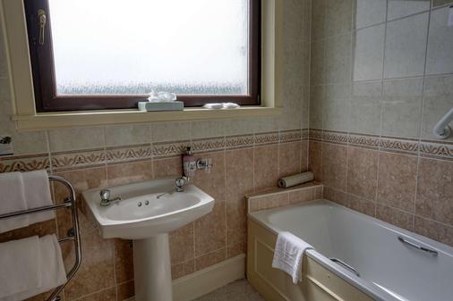 贝斯特韦斯特皇后酒店 - 珀斯 - 浴室