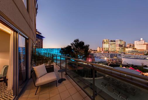 星空精灵旅馆 - 悉尼 - 阳台