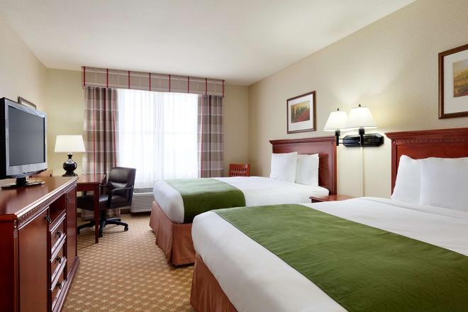 吉列特丽怡酒店 - 吉列 - 睡房