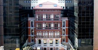 巴瑟罗奥维耶多塞万提斯酒店 - 奥维多 - 建筑