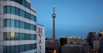 多伦多凯悦酒店 - 多伦多 - 户外景观