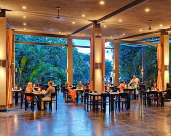 洛斯拉图斯自然保护区酒店 - 曼努埃尔安东尼奥 - 餐馆