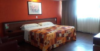 蒙特利尔酒店 - 墨西哥城 - 睡房