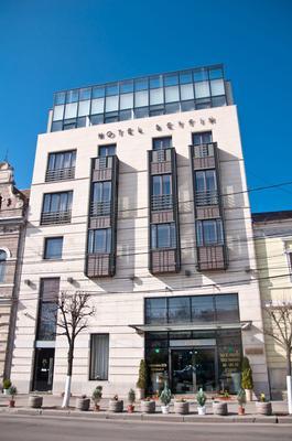 贝芬酒店 - 克卢日-纳波卡 - 建筑