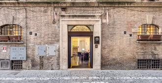 万丽酒店 - 罗马 - 建筑