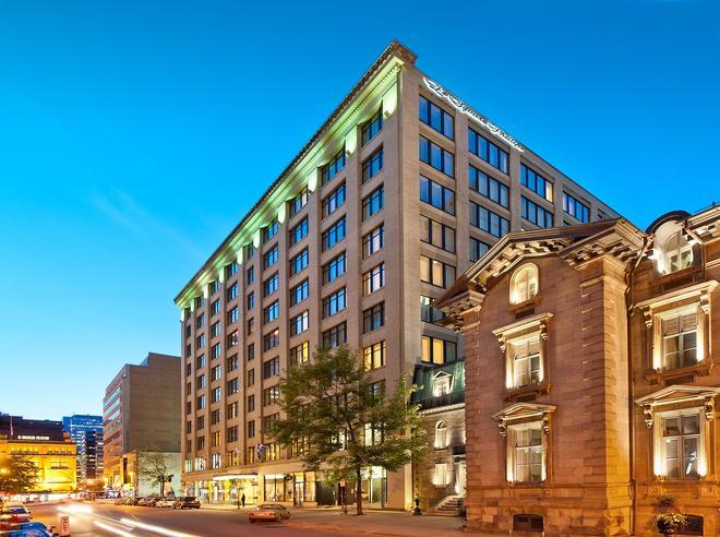菲利普斯乐广场及套房酒店 - 蒙特利尔 - 建筑