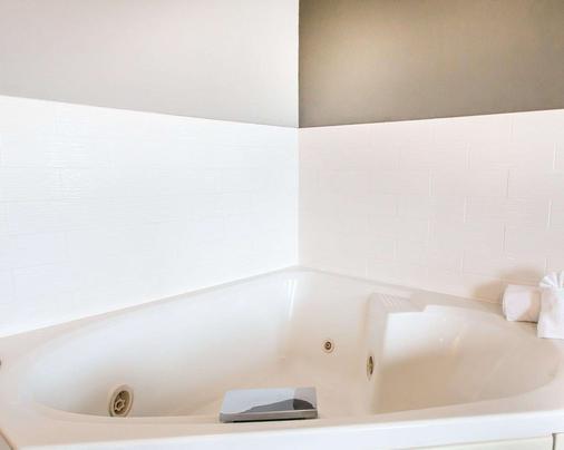 斯普林菲尔德南康福特茵酒店 - 斯普林菲尔德 - 浴室