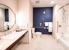 渥太华机场万豪套房费尔菲尔德酒店 - 渥太华 - 浴室