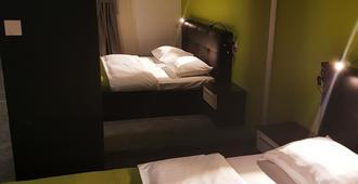 卡萨博尔戈酒店 - 布拉索夫 - 睡房