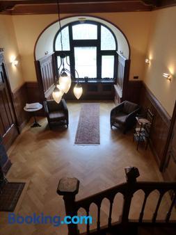 托斯卡别墅酒店 - 汉诺威 - 柜台