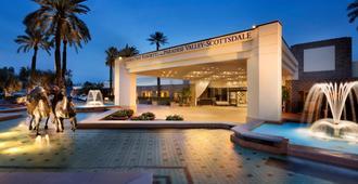 斯科茨代尔希尔顿逸林度假酒店 - 斯科茨 - 建筑