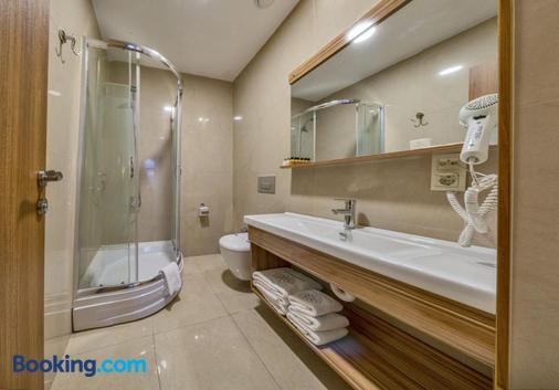 梅尔泰尔星际酒店 - 伊斯坦布尔 - 浴室