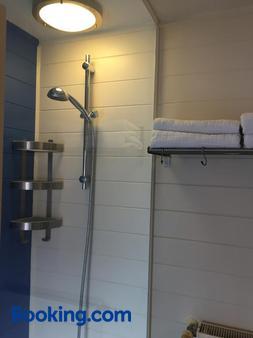 帕奎雷特兹别墅酒店 - 奥斯坦德 - 浴室