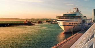 宜必思马赛中心欧洲地中海酒店 - 马赛 - 户外景观
