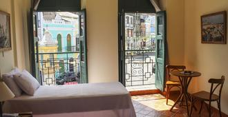 克鲁兹帕斯卡酒店 - 萨尔瓦多 - 睡房