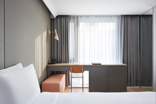 三成佩托酒店 - 首尔 - 睡房