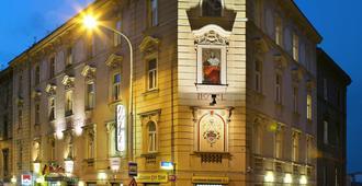 金城加尔尼酒店 - 布拉格 - 建筑