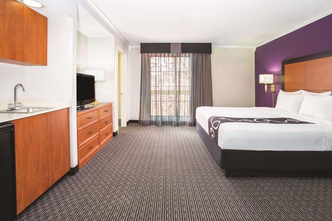 丹佛威斯敏斯特温德姆拉昆塔酒店 - 威斯敏斯特 - 睡房